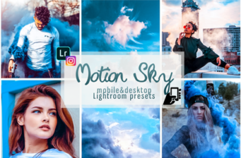 Motion sky presets mobile pc instagram 6