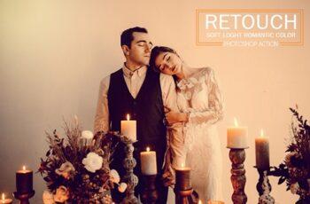 Retouch Soft Light Romantic Color 5