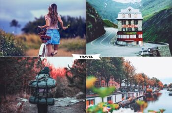 Travel Photoshop Actions 3624299 5