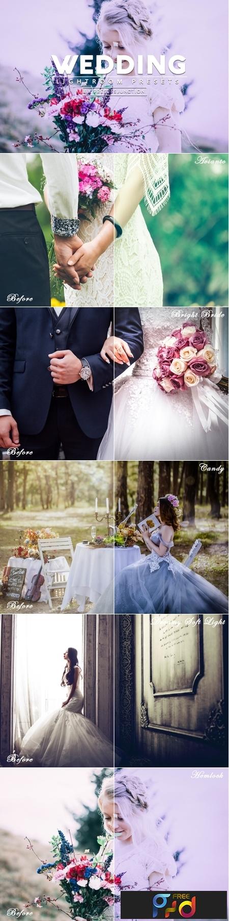 Wedding Lightroom Presets 1