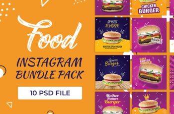 10 Food Instagram Bundle Pack 3673859 6