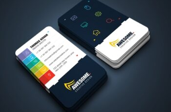 Creative Business Card 3668540 4