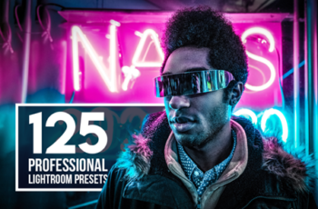 125 Professional Lightroom Presets 2