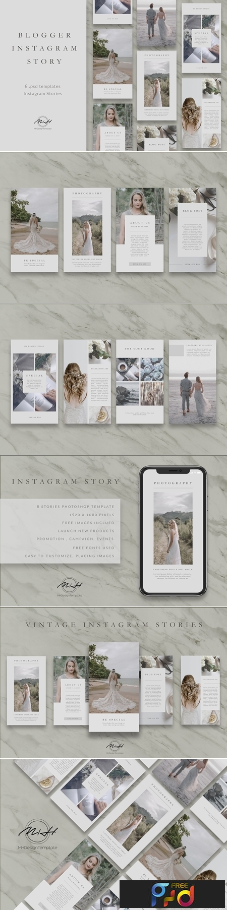 Vintage Instagram Stories Template 3699498 1