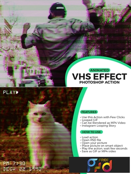 Animated VHS Effect Action 3708016 1