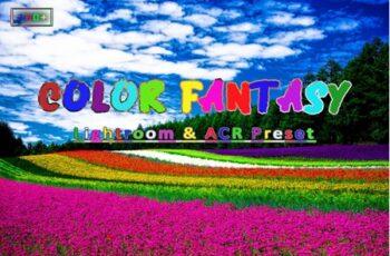 Color Fantasy Lightroom & ACR Presets 5