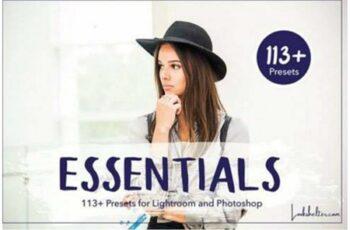 Essentials Lightroom & ACR Presets 7