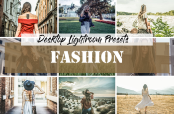 Fashion Presets Lightroom 3