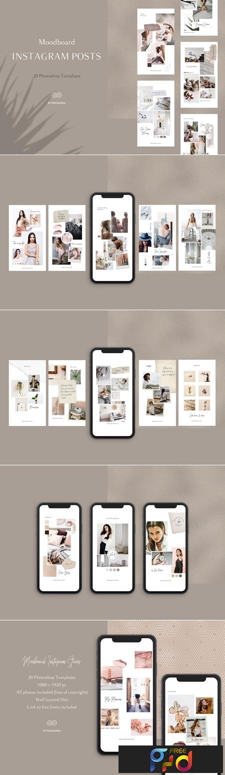 Moodboard - Instagram Stories 3737548 1