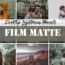 Lightroom Presets Film Matte 16