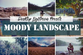 Lightroom Presets Moody Landscape 5