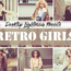 Lightroom Retro Girls Presets 9