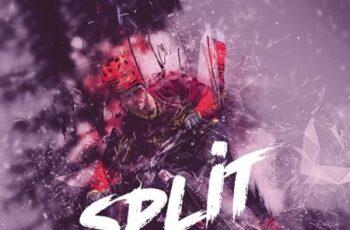 Split Photoshop Action + Animation 23607441 4