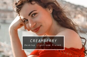 Lightroom Desktop Preset CREAMBERRY 3622570 5