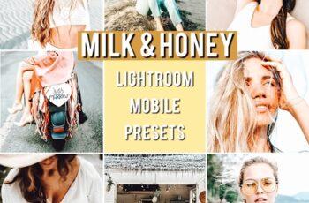 Mobile Preset MILK HONEY 3659058 7