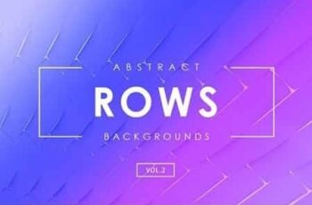 Rows Abstract Backgrounds Vol.2 7