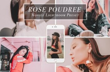 Mobile Lightroom Presets ROSE 3613818 1