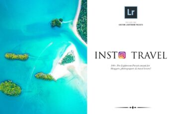 Instagram Travel - Lightroom Presets 3