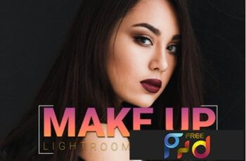 Make Up Lightroom Presets 5