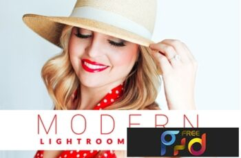 Modern Lightroom Presets 3