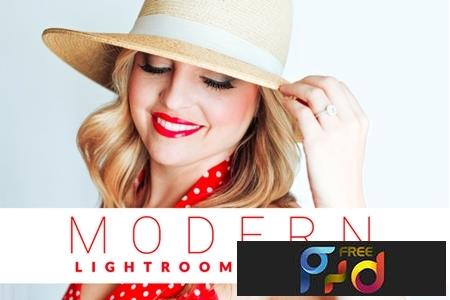 Modern Lightroom Presets 1