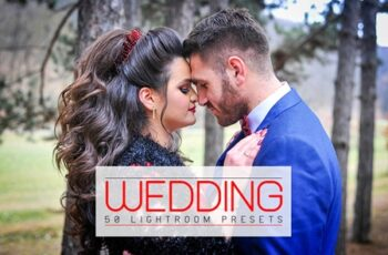 50 Wedding Lightroom Presets 7