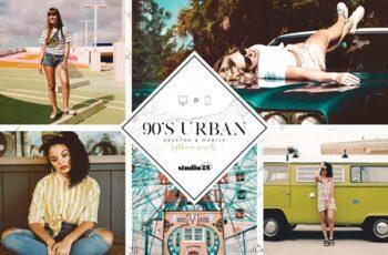 90s Urban Lightroom Preset 3713798 5