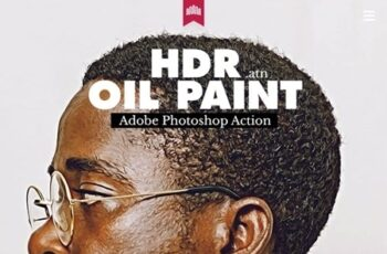Hdr Oil Paint Action 23323662 8