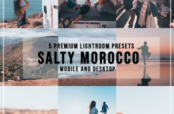 5 Salty Morocco Lightroom Presets 3710420 5