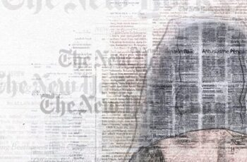 Amazing Newspaper Art Photoshop Action 23310693 8