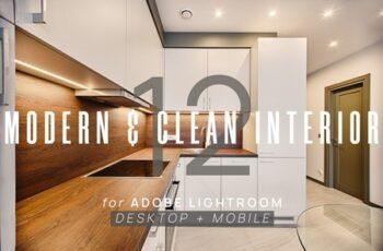 12 Modern Interior Presets + Mobile 3479039 2