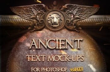 6 Ancient Text Mock-Ups vol. 03 23708056 7