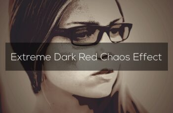 Extreme Dark Red Chaos Effect 3528420 8