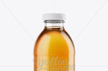 Apple Juice Glass Bottle Mockup 12148 3