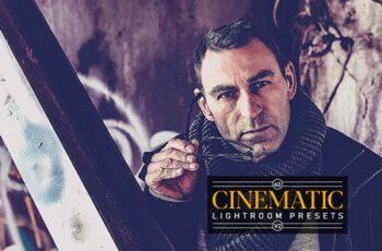 40 Cinematic Lightroom Presets V2 7