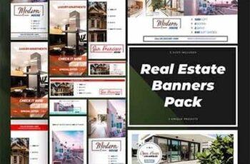 Real Estate Banner Pack 5