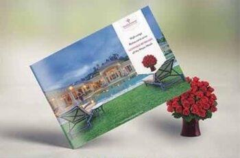 Restaurant Brochure Booklet 8
