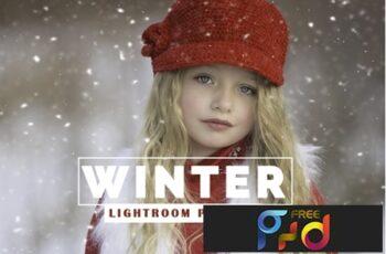 Winter Lightroom Presets 2