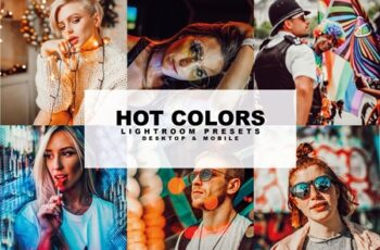 Hot Colors Presets 3711999 4