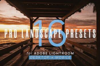 16 Pro Landscape Lightroom Presets 2 3705493 5