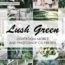 LUSH GREEN Lightroom Presets 3699522 19