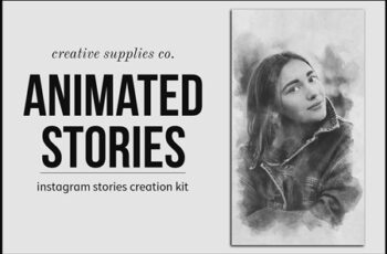 Animated Stories Kit - Vol. 01 3750576 4