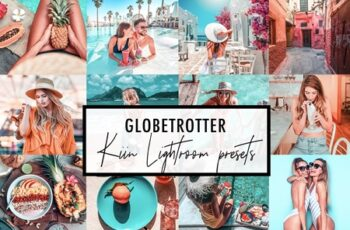 7 GLOBETROTTER LR SUMMER PRESETS 3738144 7