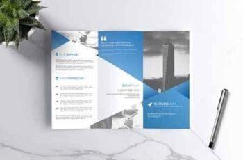 Company Trifold Brochure Vol. 02 5