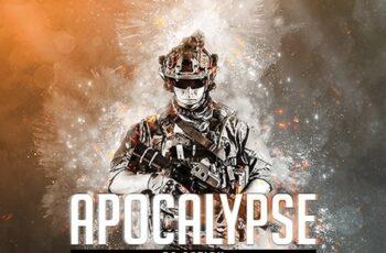 Apocalypse Photoshop Action 23624141 2