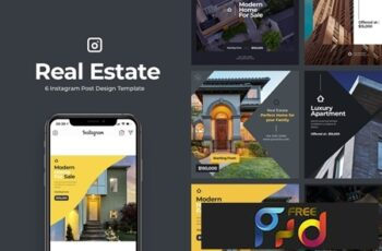 6 Real Estate Instagram Post Vol.1 2
