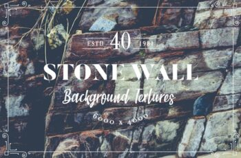 40 Stone Wall Background Textures 3737569 7