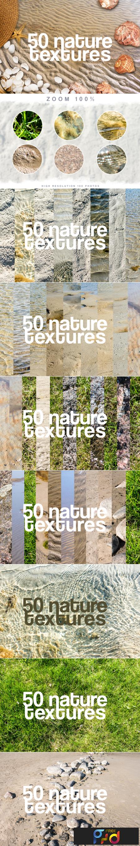 50 Nature Textures Beach Grass Rocks Sea 1259812 1