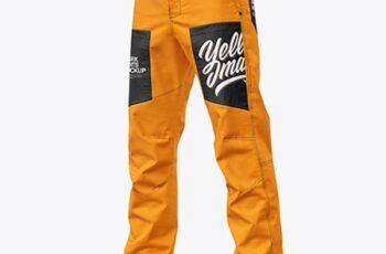 Work Pants Mockup 41860 5