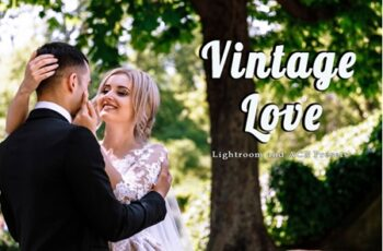 Vintage Love Lightroom and ACR presets 4